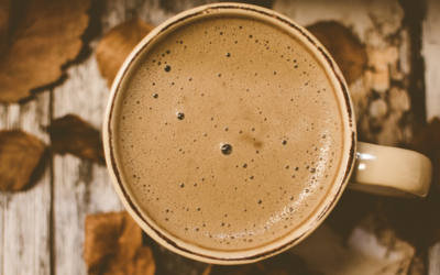 MCT Chocolate Creamer to make a Keto Mochaccino
